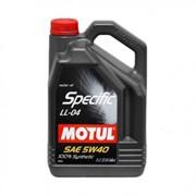 Масло моторное Motul BMW LL-04 Модель 5W40 SPECIFIC LL-04 1L