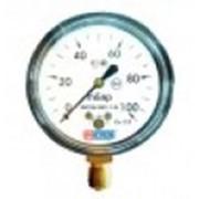 Манометр низких давлений МЕТЕР НМ 06 (напоромер) фото