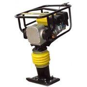 Вибротрамбовка бензиновая GROST TR-80HC фото
