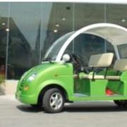 4-местное электрическое транспортное средство Модель: GW01-A05P21-01 фото