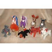 Мастер-класс по созданию авторской вязанной куклы. фото