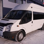 Заказ Аренда Услуги микроавтобуса фото