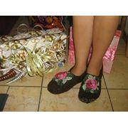 Тапочки на заказ фото