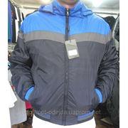 Мужская куртка осень№4654 (2) фото