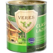 Пропитка для дерева Верес Классик Лазура № 1 бесцветный, 0,9 л, арт. 5405 фото