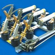 Выключатели нагрузки ВНА-10/630 с 2-мя ножами заземления (заземлителями) фото