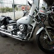 Мотоцикл чоппер No. B5771 Yamaha DRAGSTAR 400 фото