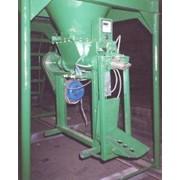 Аппарат фасовочный шнековый для цемента и сухих смесей фото