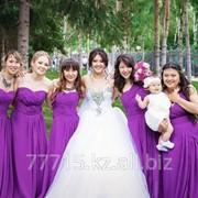 Аренда платья для подружек невесты фото