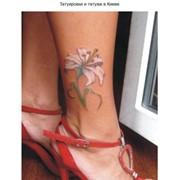 Татуировки и татуаж в Киеве