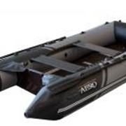 Моторные ПВХ лодки АЭРО с надувным днищем низкого давления (НДНД) фото