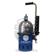 Установка для прокачки тормозной системы и системы сцепления, объем 10 л. NORDBERG BC10 фото