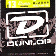 Струны для электрогитары Dunlop DEN1356 (6 струн .12-.56) фото