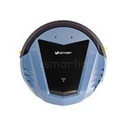 Робот-пылесос Kitfort КТ-511 (Голубой) фото