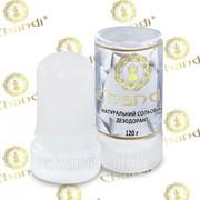 Натуральный солевой дезодорант Chandi, 120г фото