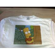 Наносим любое изображение на футболки, текстиль, Полтава фото