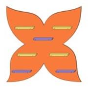 Игровой модуль «Бабочка» фото