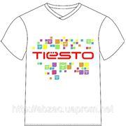 Печать на футболках Одесса фото