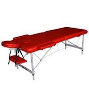 Массажный стол Dfc Nirvana Elegant Optima red фото