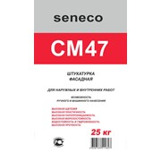 Фасадная цементная штукатурка Seneco CM47. фото
