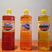 Растительное масло нерафинированное фото