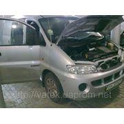 Замена масла на Hyundai Донецк. фото