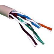 Компьютерный кабель FTP-5e 2х2х05 фото
