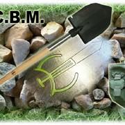 Лопата тактическая СВМ фото