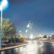 Монтаж линий уличного освещения Крым