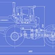 Тракторы колесные с/х в Алматы фото