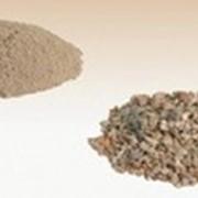 Молотый порошок шамота и огнеупорной глины (ТУ 1522-009-00190495-99), кусковой шамот (ТУ 1518-020-00188162-97) фото