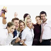 Обслуживание корпоративных мероприятий фото
