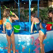 Детские праздники в Аквапарке фото