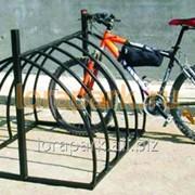 Велопарковка Купол 1 фото