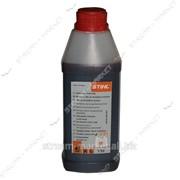 Масло STIHL original 1литр (квадратная бутылка) №631515 фото