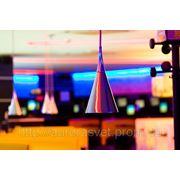 Светодиодное освещение ресторанов