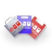 Нанесение логотипа и фирменной символики на пакеты ПВД и ПНД фото