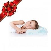 Trelax Ортопедическая подушка Trelax Respecta Baby П35 для детей от 3 лет, с эффектом памяти фото