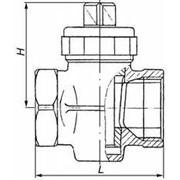 Кран пробковый проходной сальниковый 11Б6бк фото