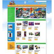 Интернет-магазин, сайт-визитка, сайт-страница, информационный ресурс. фото