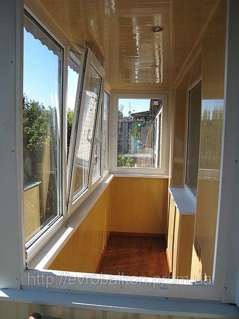 Устройство балконов, лоджий в запорожье. заказать устройство.