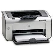 Принтер HP P1006 ч/б лаз A4 17cpm 1200dpi CB411A CB435A-2k фото