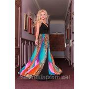 Платье Франческо цветное
