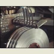 Лента стальная резаная. фото