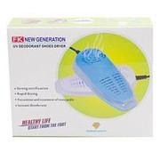 Сушилка для обуви электрическая с дезодорированием fk new generation фото