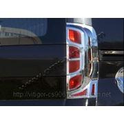 Накладки на стопы Peugeot Bipper 08'-... фото