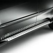 Комплект алюминиевых порогов Acura MDX фото