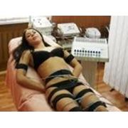 Миостимуляция; уменьшение объемов; лимфодренаж; аппаратная косметология; целлюлит фото