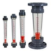 Ротаметры для измерения жидкости серии LZS типа трубка из пластика фото