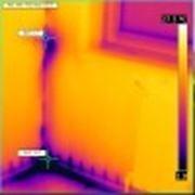 Тепловизионное обследование бань, саун фото